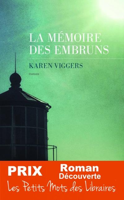 La mémoire des embruns de Karen Viggers