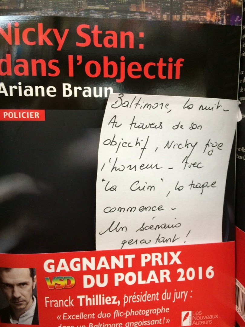 Nicky Stan - Dans l'objectif - de Ariane Braun