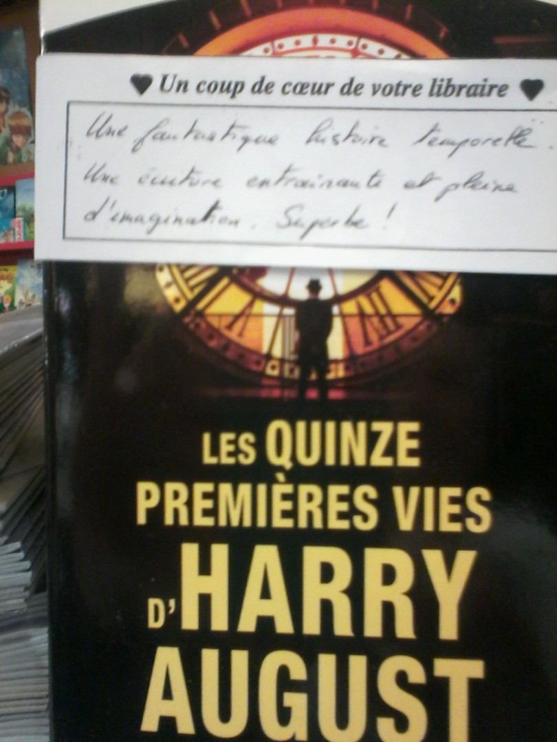 harry august