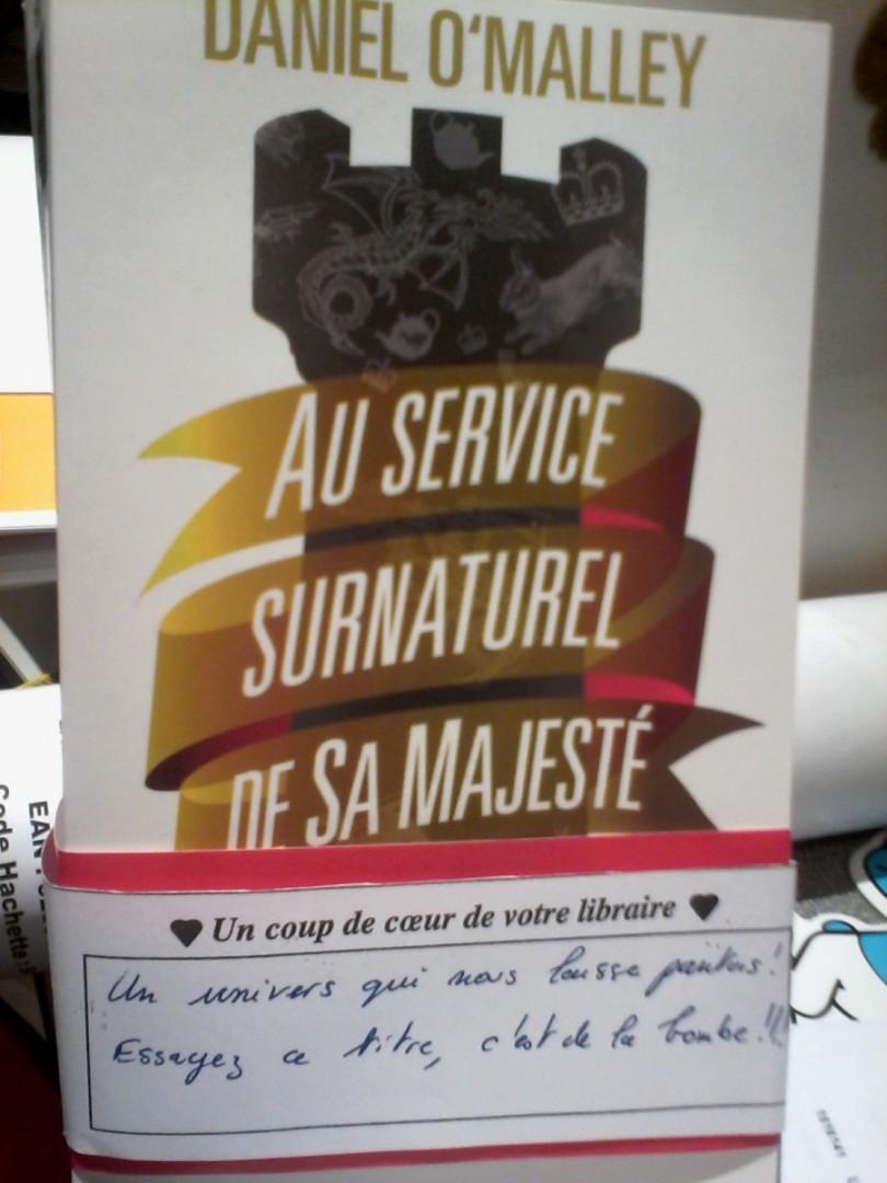 service majeste