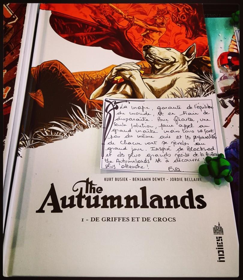 Autumnlands test