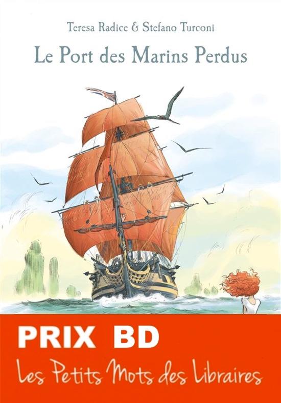 Le-Port-des-marins-perdus-RADIS-TUCRCONI-Prix-BD