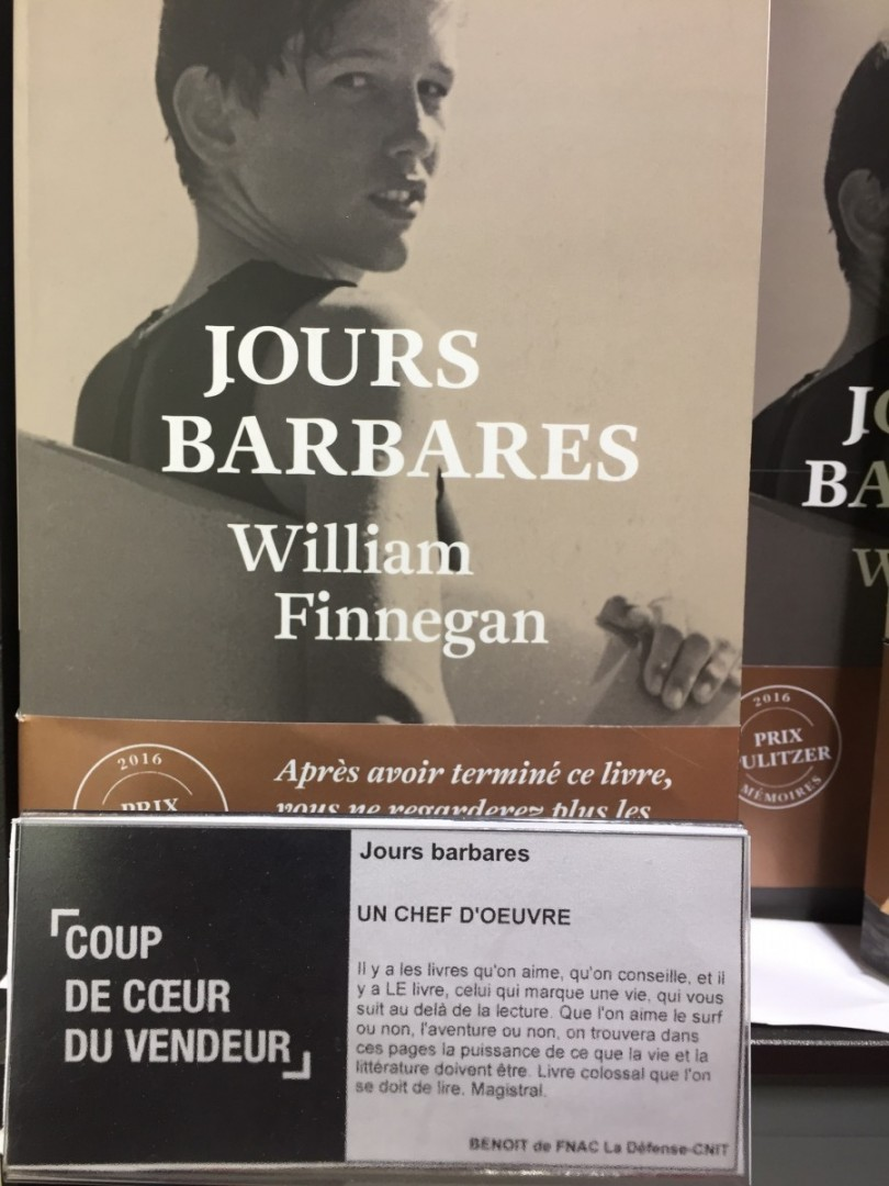 Jours-barbares