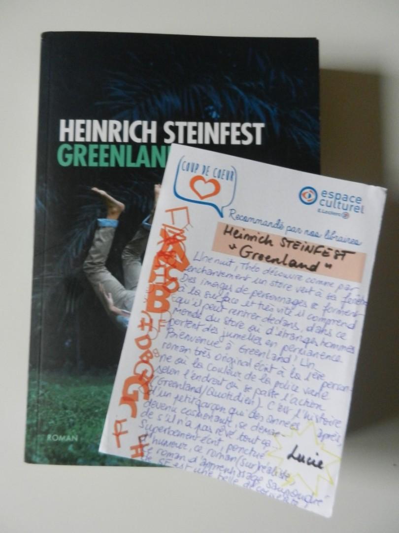 Greenland-Heinrich-Steinfest