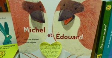 Michet et Edouard