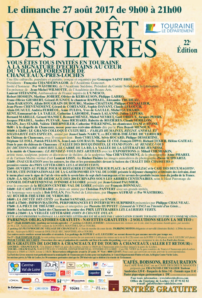 affiche2017-la-foret-des-livres