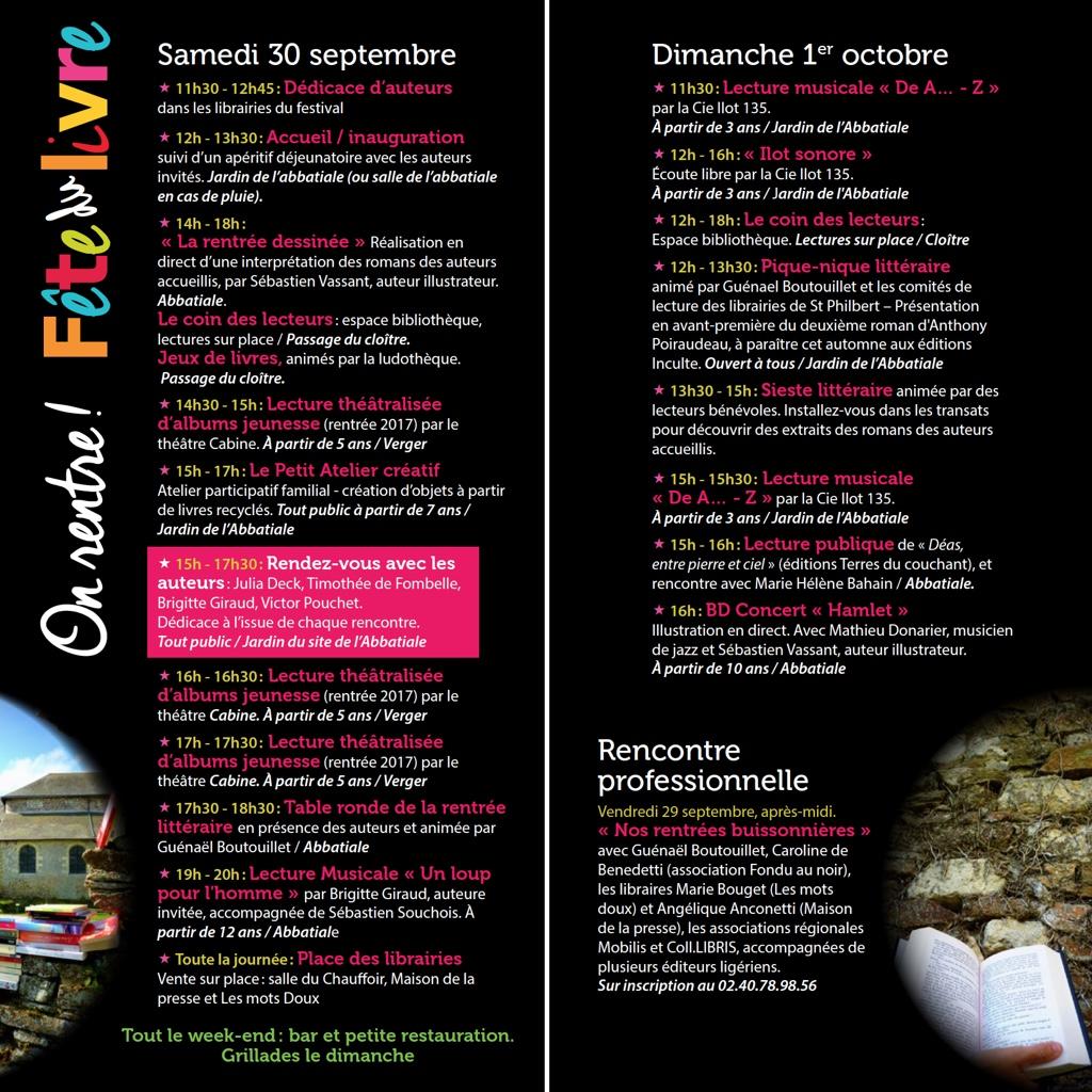 fete-livre-saint-philbert-de-grand-lieu-programme