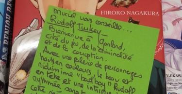 RUDOLF TURKEY