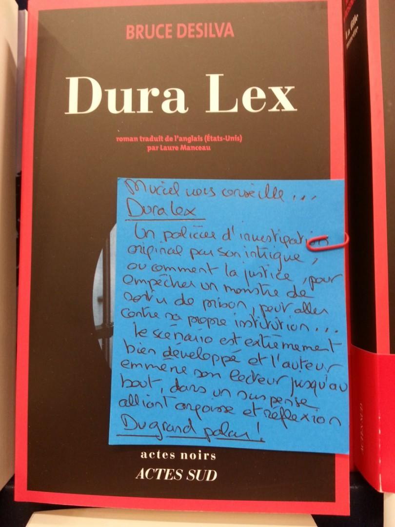 DURA LEX