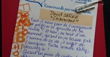Charmant David Safier