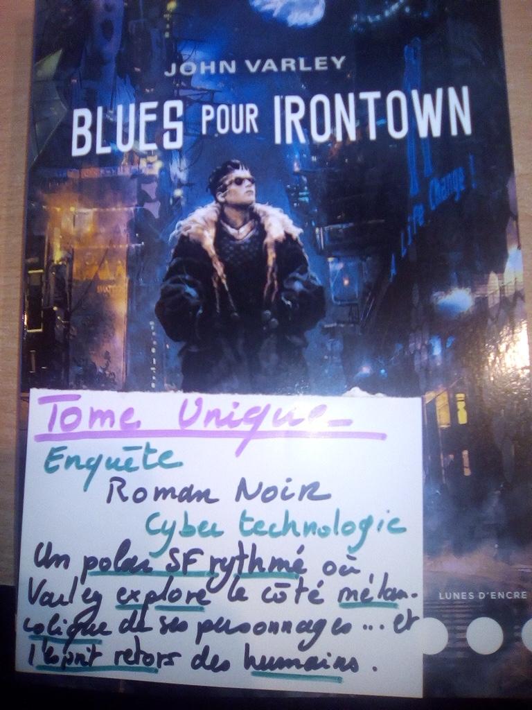 Blues-pour-Irontown