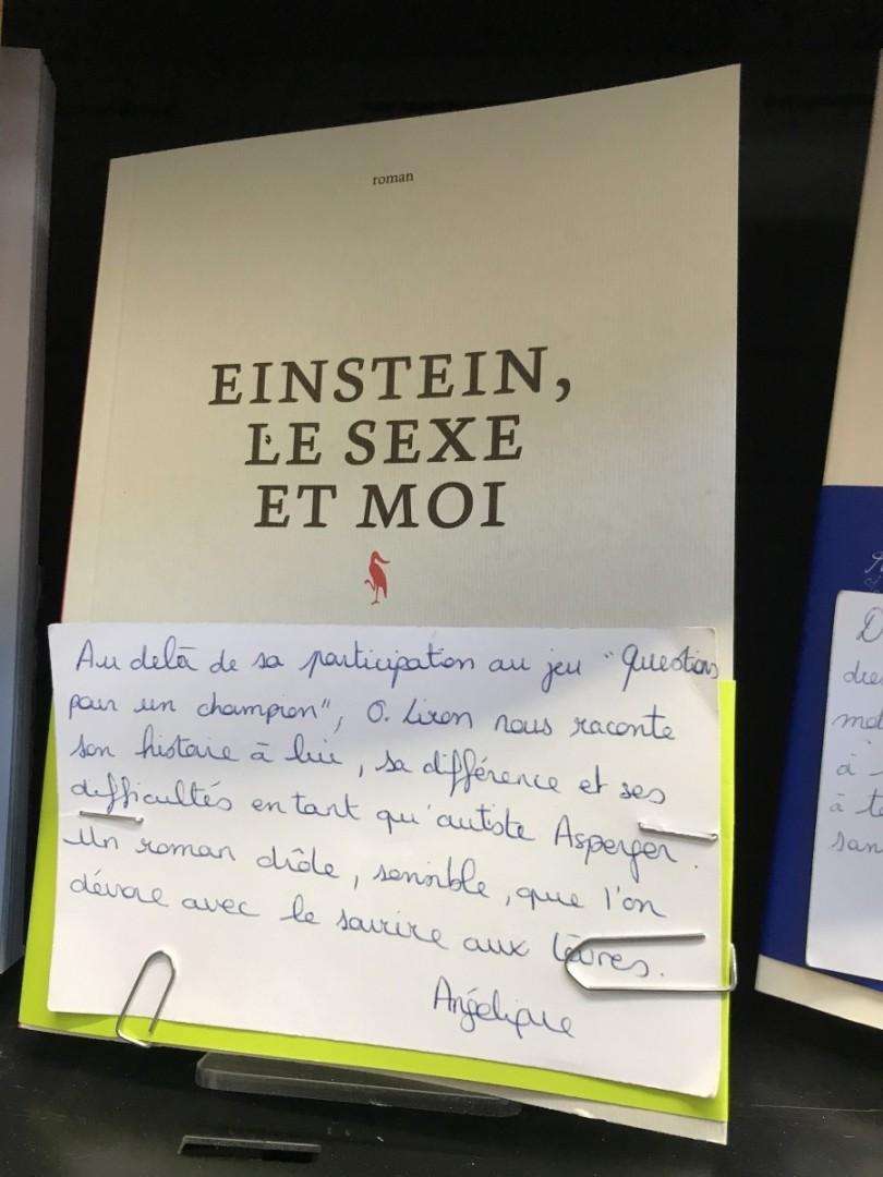 Einsteinetmoi
