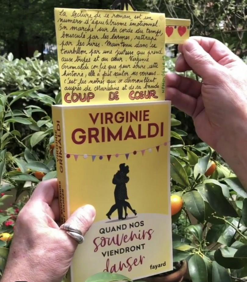 QuandNosSouvenirsViendrontDanser-Virginie-Grimaldi