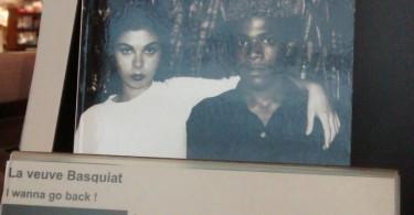 La veuve Basquiat