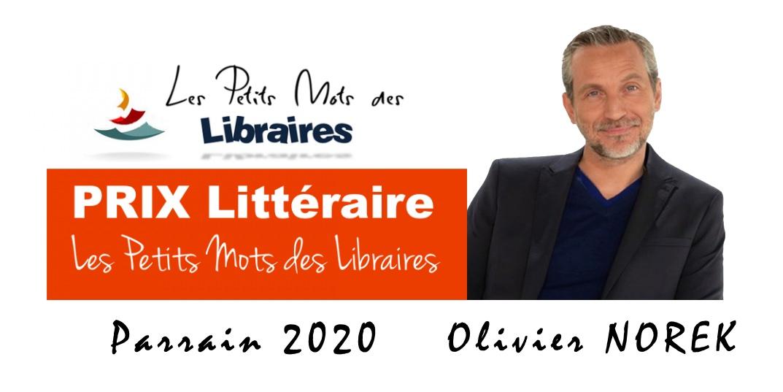 PRIX Les Petits Mots des Libraires 2020 width=