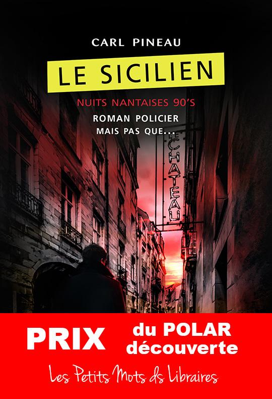 Le-sicilien-Carl-Pineau-La-Jouanie-Prix-du-polar-decouverte-2020