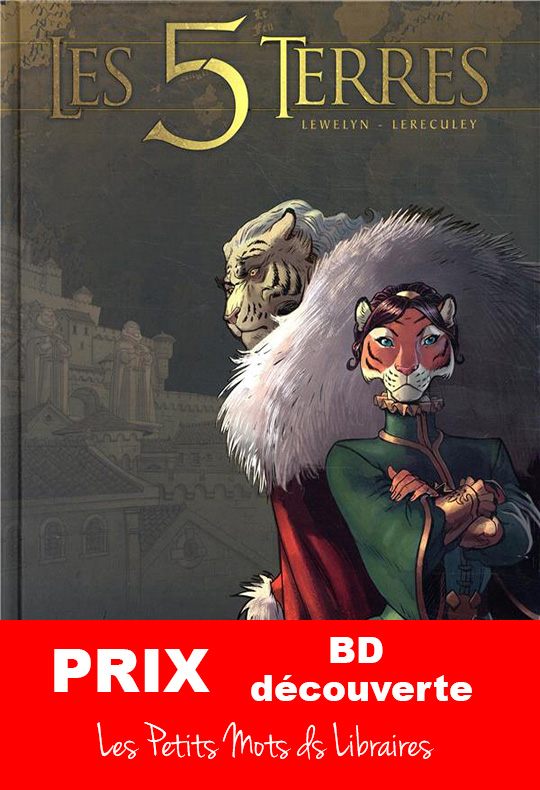 Les-5-Terres-Lewelyn-Lereculey-Editions-Delcourt-Prix-BD-decouverte-2020