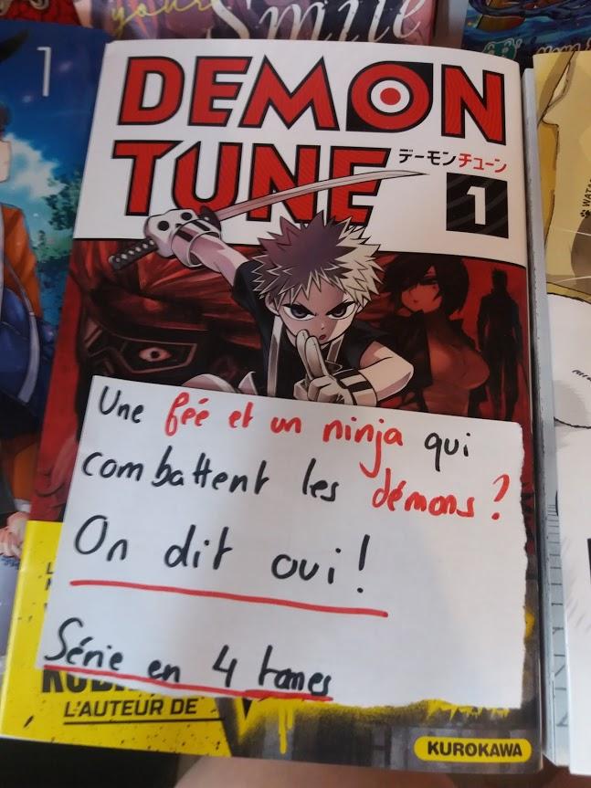 Demon tune 1306