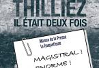 Il était deux fois - Franck Thilliez - Editions Fleuve Noir