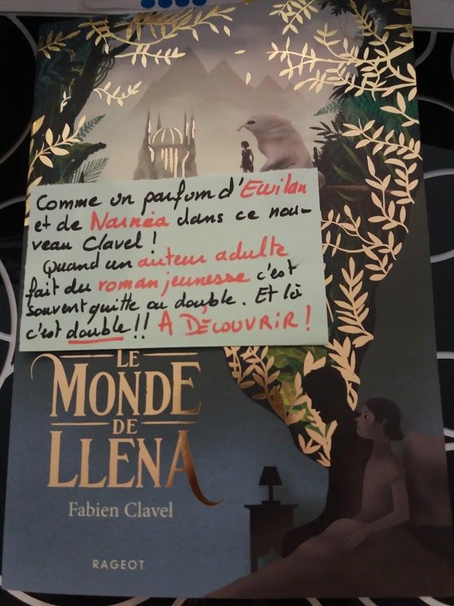 Monde de Llena Clavel 1706