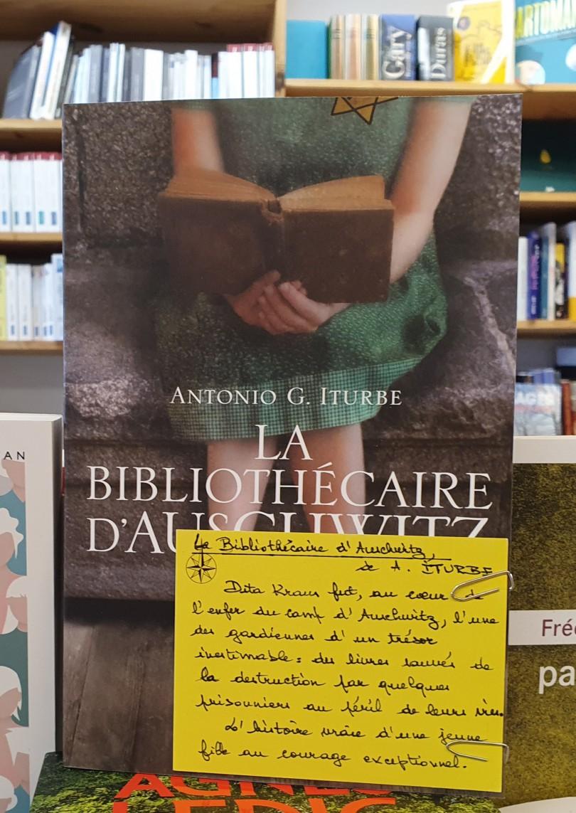 bibliotecaire