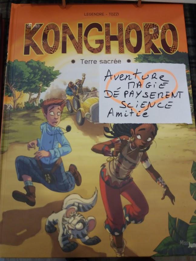 Konghoro 3009