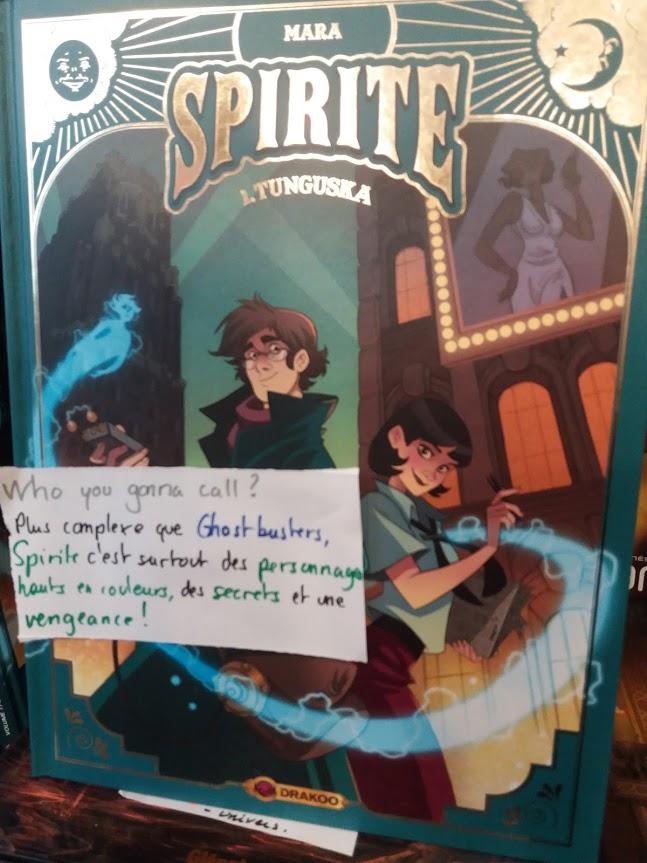 Spirit 2410