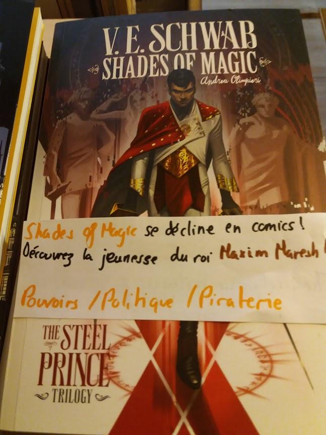 shades magic 2110