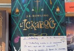ickabog de J K Rowling éditions Gallimard Jeunesse