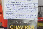 Chavirer de Lola Lafon Editions Actes Sud