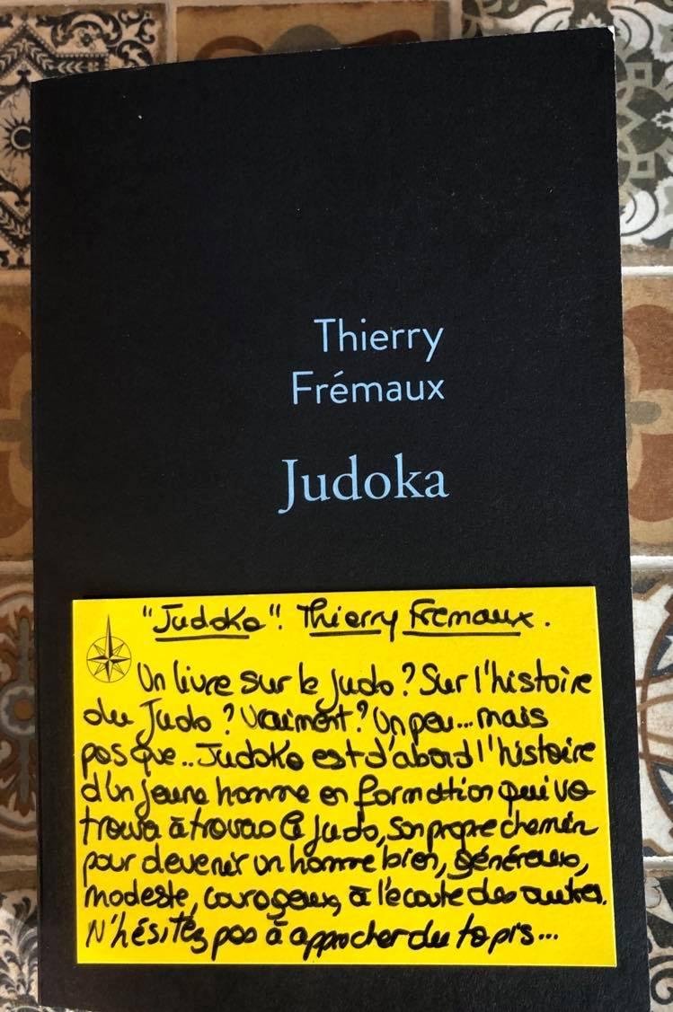 Judoka de Thierry fremeaux
