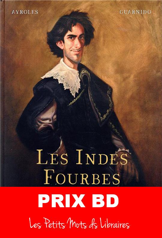 Les-Indes-Fourbes-Ayroles-Guardino-Editions-Delcourt-Prix-BD-2020