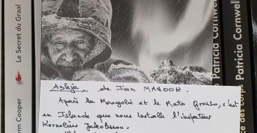 Askja de Ian manook éditions Albin Michel