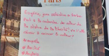 Eugénie et les mystères de Paris
